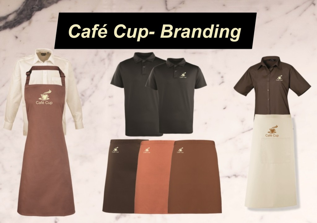 Cafe Cup-Branding