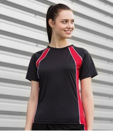 Ladies Performance Tops-Contrast