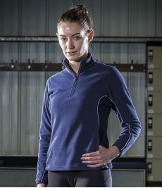 Quarter Zip Styles - Ladies