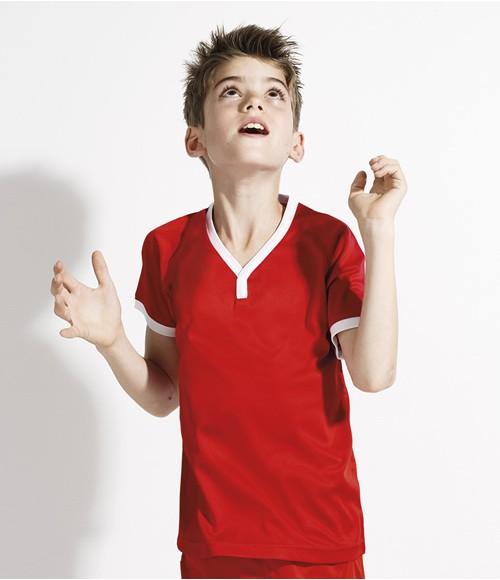 SOL'S Kids Atletico Short Sleeve Shirt