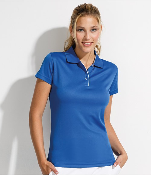 SOL'S Ladies Performer Pique Polo Shirt.
