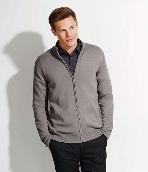SOL'S Gordon Full Zip Cotton Acrylic Cardigan