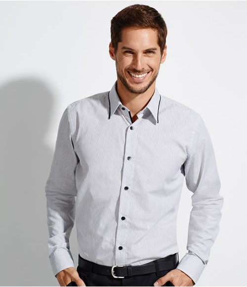 SOL'S Baxter Long Sleeve Fitted Shirt