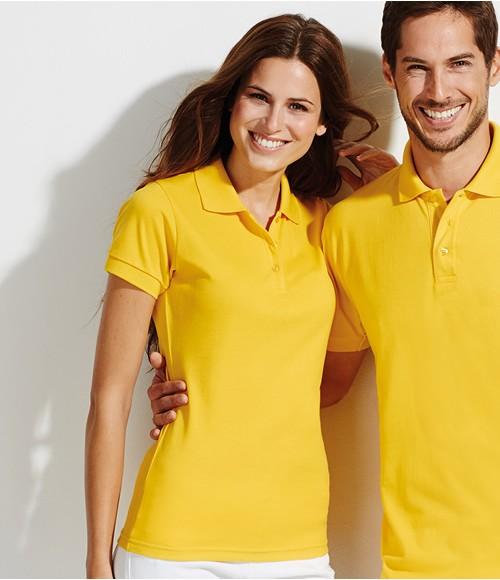 SOL'S Ladies Prime Poly/Cotton Pique Polo Shirt