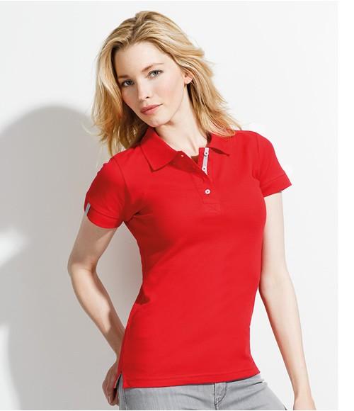 SOL'S Ladies Portland Pique Polo Shirt