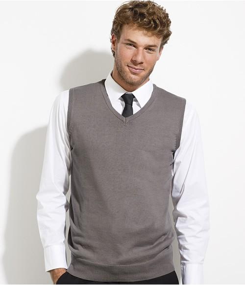 SOL'S Gentlemen Unisex Cotton Acrylic Sleeveless Sweater