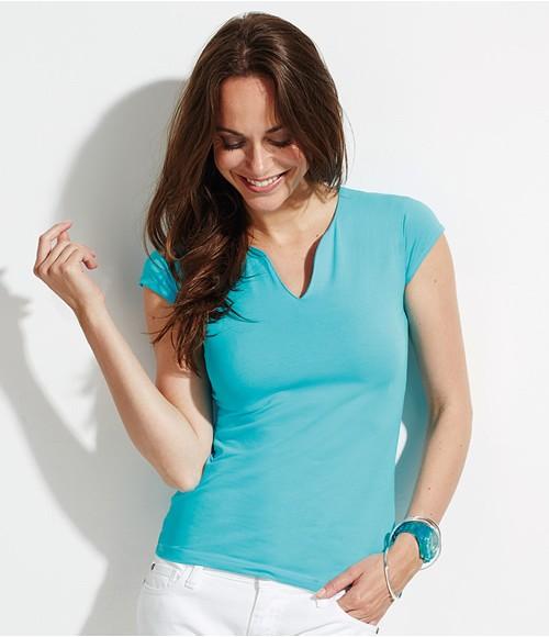 SOL'S Ladies Mint Stretch T-Shirt