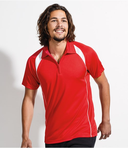 SOL'S Palladium Contrast Performance Polo Shirt