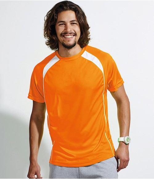 SOL'S Match Contrast Performance T-Shirt