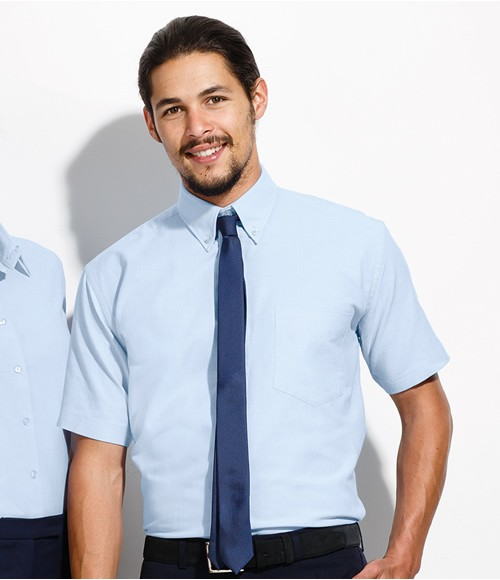 SOL'S Brisbane Short Sleeve Oxford Shirt