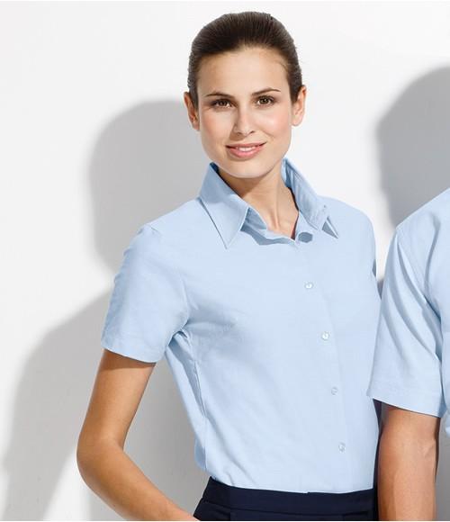 SOL'S Ladies Elite Short Sleeve Oxford Shirt