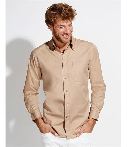 SOL'S Bel-Air Long Sleeve Twill Shirt