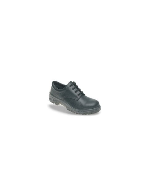 Toesavers 3412SM Leather Safety Shoes- Dual Density Sole & Midsole