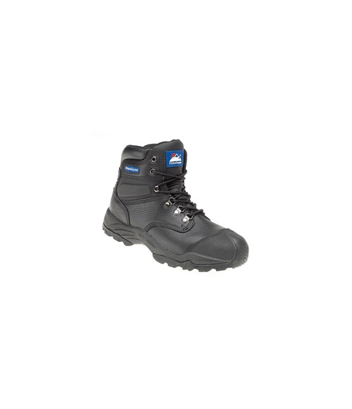 Himalayan 4100 Gravity®2 Black Safety Boots - Toe-Cap & Midsole
