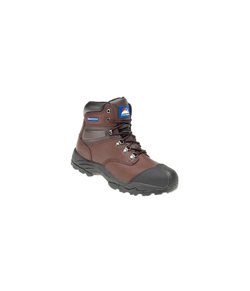 Himalayan 4101 Gravity®2 Brown Safety Boots - Toe-Cap & Midsole