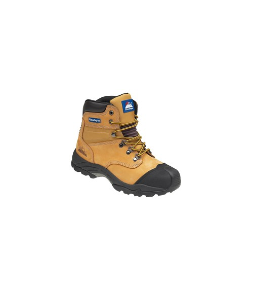 Himalayan 4102 Gravity®2 Honey Nubuck Safety Boots - Toe-Cap & Midsole