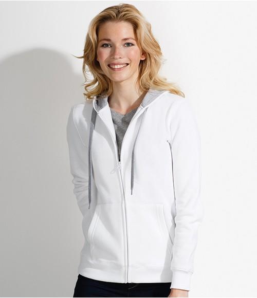 SOL'S Ladies Soul Contrast Hooded Jacket
