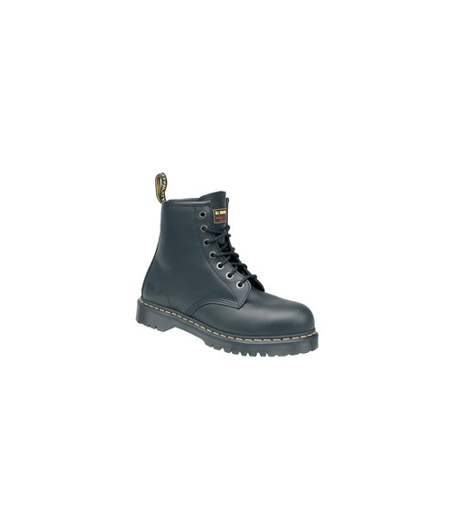 Dr Martens- Airwair 7 eyelet lace Safety Boot