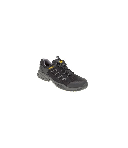 Caterpillar 7038 Torsion Black Safety Trainers with Steel Midsole