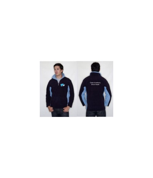 Oasis Academy Short Heath-STAFF Panel Fleece
