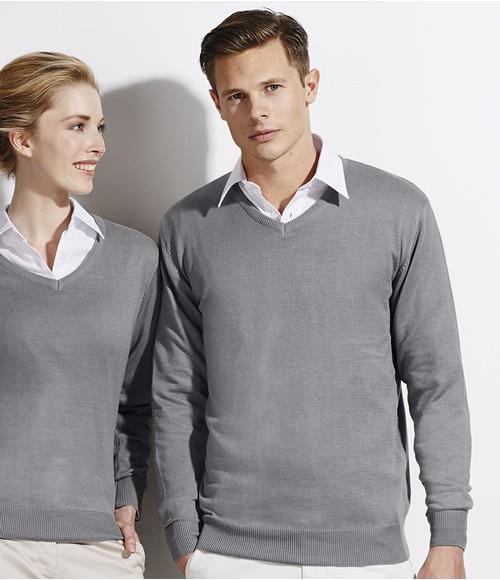 SOL'S Galaxy V Neck Sweater