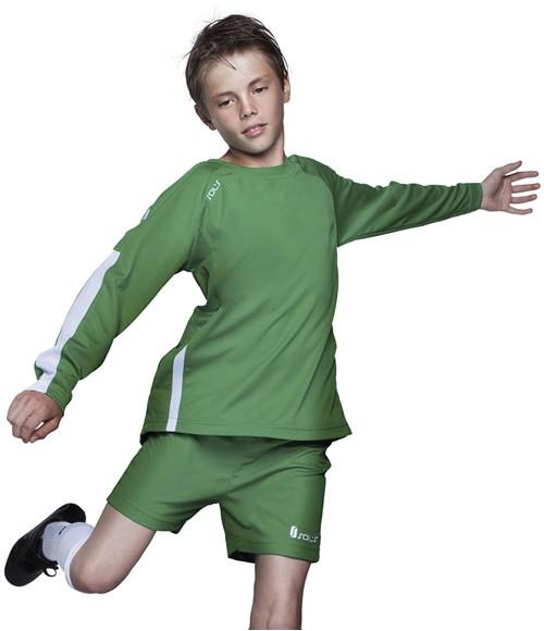 SOL'S Kids Wembley Long Sleeve Football Shirt