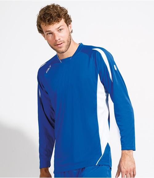 SOL'S Maracana Long Sleeve Football Shirt