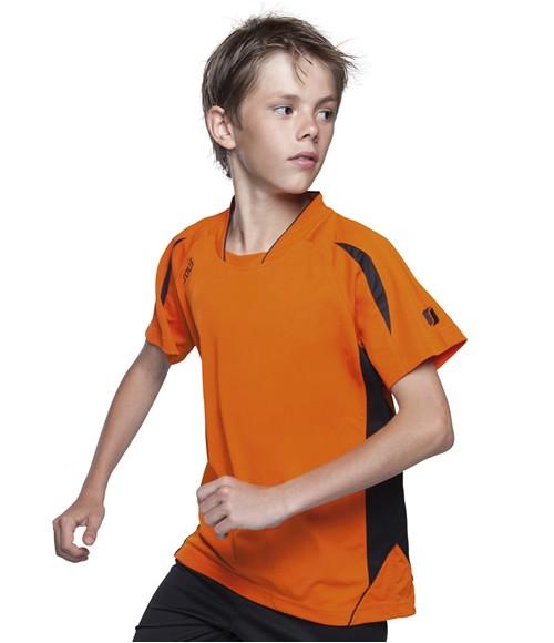 SOL'S Kids Maracana 2 Short Sleeve Football Shirt