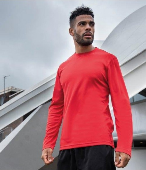 AWDis Cool Long Sleeve Wicking T-Shirt