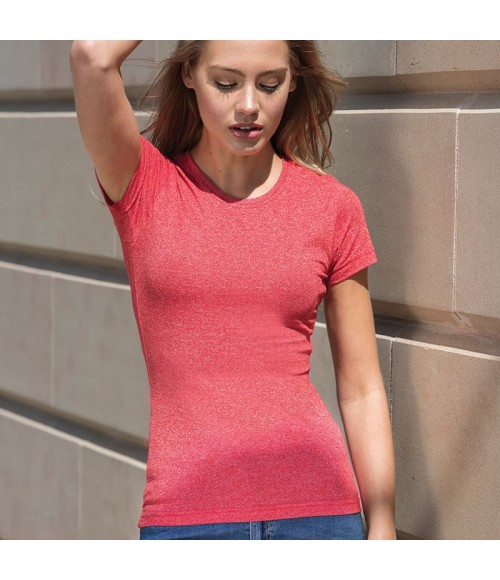 AWDis Girlie Space Blend T-Shirt