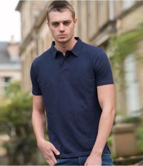 AWDis Slub Polo Shirt