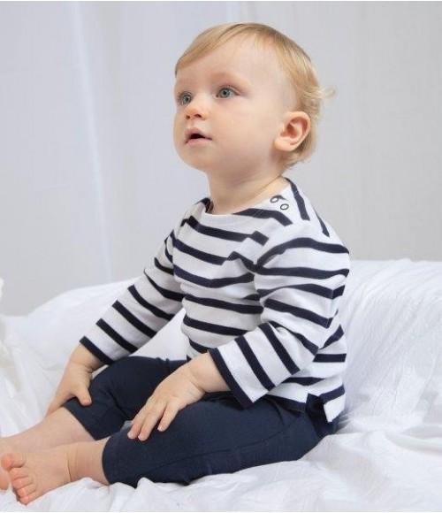 BabyBugz Baby Breton Long Sleeve T-Shirt