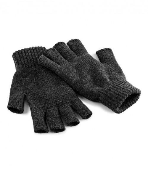 BB491 Beechfield Fingerless Gloves