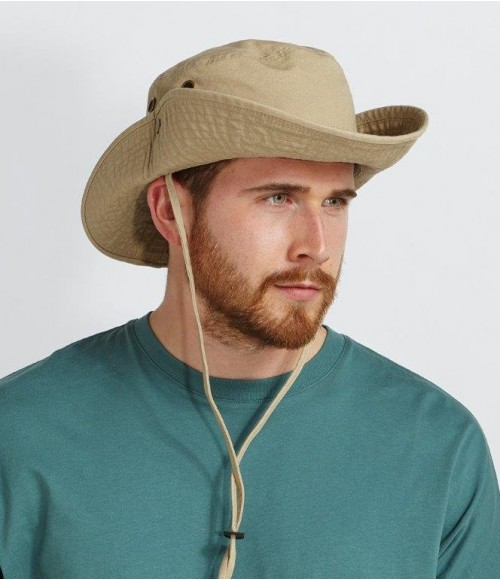 BB789 Beechfield Outback Hat