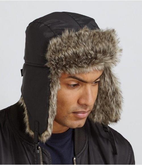 BB345 Beechfield Sherpa Hat