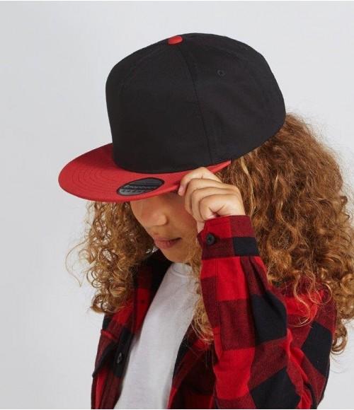 BB615 Beechfield Youth Snapback Cap