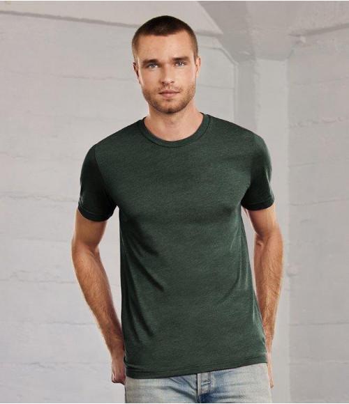 CVC3001 Canvas Unisex Heather CVC T-Shirt