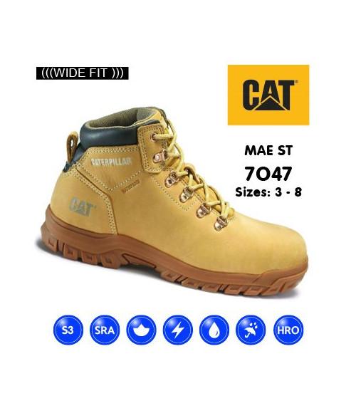 Caterpillar MAE Ladies Safety Boot