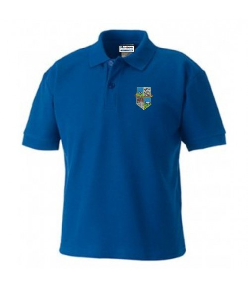 Corby Glen Primary School-Polo Shirt-Adult