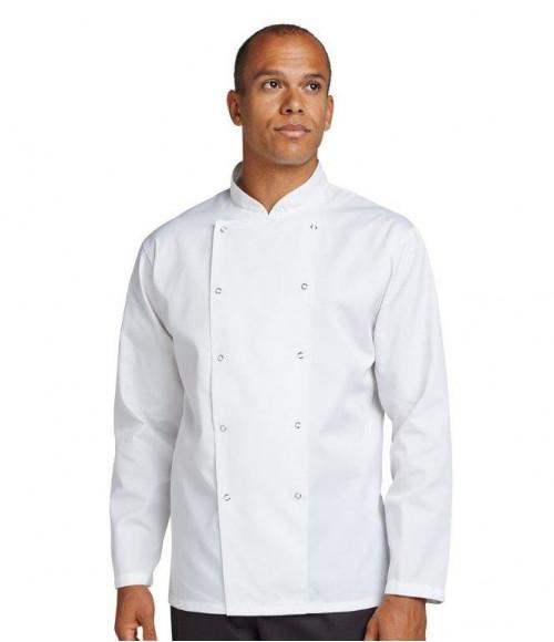 AF001 Dennys Long Sleeve Chef's Jacket