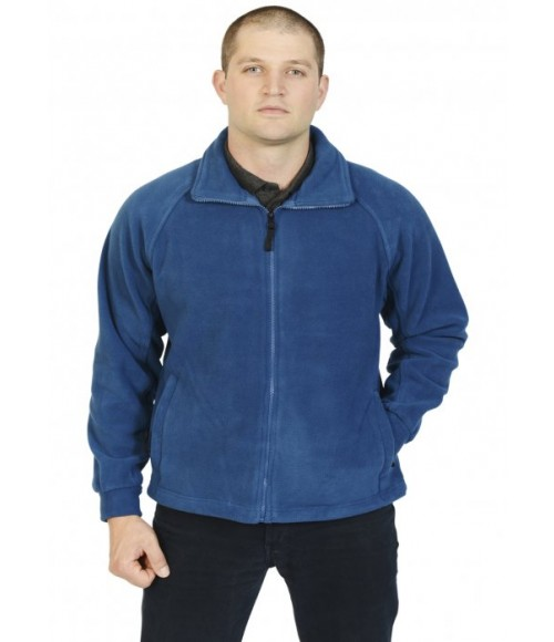 Eclipse Heavy Full Zip Micro Fleece