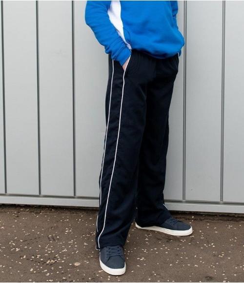 LV852 Finden and Hales Kids Contrast Track Pants