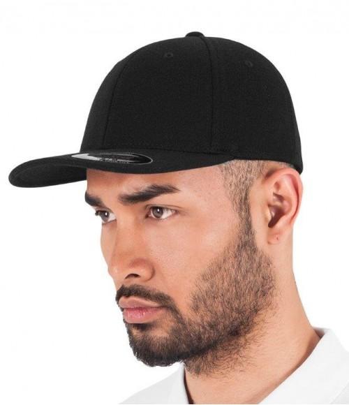 F6778 Flexfit Double Jersey Cap
