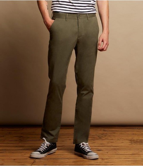 FR621 Front Row Stretch Chino Trousers