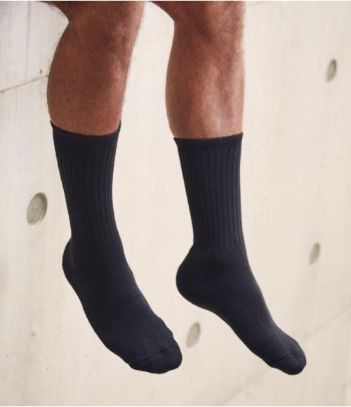 SS322 Fruit of the Loom 3 Pack Work Gear Socks