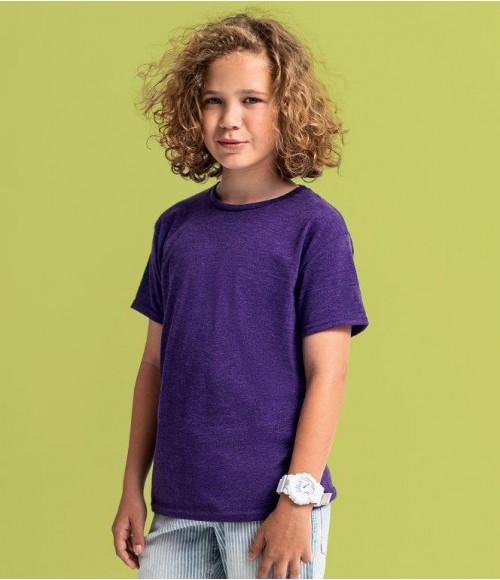 SS621b Fruit of the Loom Kids Iconic 150 T-Shirt