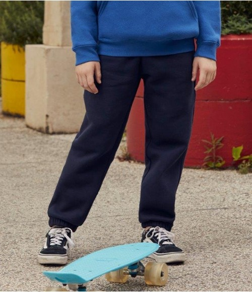 SSE15B Fruit of the Loom Kids Premium Jog Pants