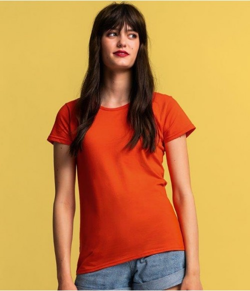 SS721 Fruit of the Loom Ladies Iconic 150 T-Shirt