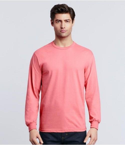 GD22 Gildan Hammer Heavyweight Long Sleeve T-Shirt