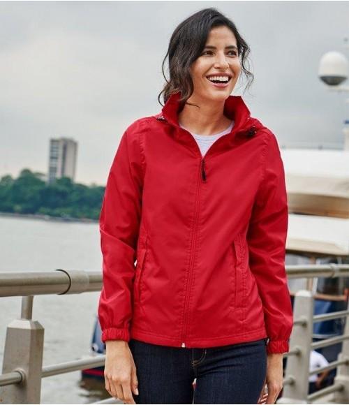 GH113 Gildan Hammer Ladies Windwear Jacket